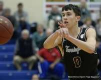 Gallery CIAC Boys Basketball; - Focused on Farmington 46 at Avon 45 - Photo # (95)
