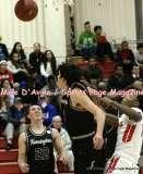 Gallery CIAC Boys Basketball; Focused on Farmington 48 at Conard 49 - Photo # (101)