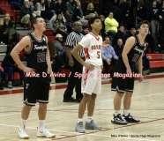 Gallery CIAC Boys Basketball; Focused on Farmington 48 at Conard 49 - Photo # (102)