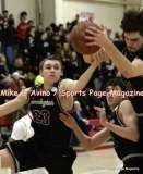 Gallery CIAC Boys Basketball; Focused on Farmington 48 at Conard 49 - Photo # (104)