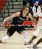 Gallery CIAC Boys Basketball; Focused on Farmington 48 at Conard 49 - Photo # (110)