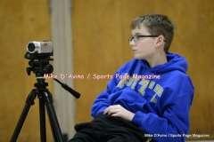Gallery CIAC Boys Basketball; Focused on Farmington 48 at Conard 49 - Photo # (153)