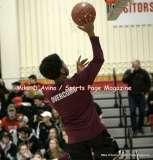 Gallery CIAC Boys Basketball; Focused on Farmington 48 at Conard 49 - Photo # (21)