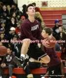 Gallery CIAC Boys Basketball; Focused on Farmington 48 at Conard 49 - Photo # (24)