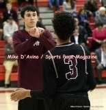 Gallery CIAC Boys Basketball; Focused on Farmington 48 at Conard 49 - Photo # (32)