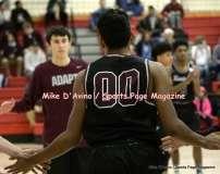 Gallery CIAC Boys Basketball; Focused on Farmington 48 at Conard 49 - Photo # (36)