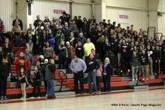 Gallery CIAC Boys Basketball; Focused on Farmington 48 at Conard 49 - Photo # (40)