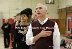 Gallery CIAC Boys Basketball; Focused on Farmington 48 at Conard 49 - Photo # (41)