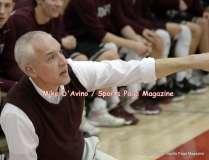 Gallery CIAC Boys Basketball; Focused on Farmington 48 at Conard 49 - Photo # (47)