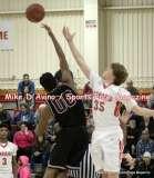 Gallery CIAC Boys Basketball; Focused on Farmington 48 at Conard 49 - Photo # (50)