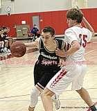 Gallery CIAC Boys Basketball; Focused on Farmington 48 at Conard 49 - Photo # (62)