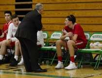 Gallery CIAC Boys Basketball; Focused on Wolcott JV 62 at Wilby JV 57 - Photo # (34)