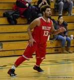 Gallery CIAC Boys Basketball; Focused on Wolcott JV 62 at Wilby JV 57 - Photo # (54)
