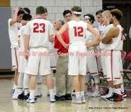 CIAC Boys Basketball; Focused on Wolcott JV vs. New Milford JV - Photo # (1)