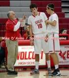 CIAC Boys Basketball; Focused on Wolcott JV vs. New Milford JV - Photo # (101)