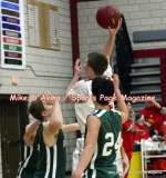 CIAC Boys Basketball; Focused on Wolcott JV vs. New Milford JV - Photo # (107)