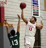 CIAC Boys Basketball; Focused on Wolcott JV vs. New Milford JV - Photo # (110)