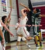 CIAC Boys Basketball; Focused on Wolcott JV vs. New Milford JV - Photo # (117)