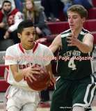 CIAC Boys Basketball; Focused on Wolcott JV vs. New Milford JV - Photo # (124)