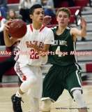 CIAC Boys Basketball; Focused on Wolcott JV vs. New Milford JV - Photo # (125)