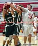 CIAC Boys Basketball; Focused on Wolcott JV vs. New Milford JV - Photo # (135)
