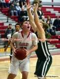 CIAC Boys Basketball; Focused on Wolcott JV vs. New Milford JV - Photo # (14)