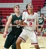 CIAC Boys Basketball; Focused on Wolcott JV vs. New Milford JV - Photo # (148)