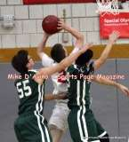 CIAC Boys Basketball; Focused on Wolcott JV vs. New Milford JV - Photo # (156)