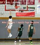 CIAC Boys Basketball; Focused on Wolcott JV vs. New Milford JV - Photo # (158)