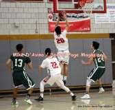 CIAC Boys Basketball; Focused on Wolcott JV vs. New Milford JV - Photo # (29)