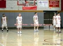 CIAC Boys Basketball; Focused on Wolcott JV vs. New Milford JV - Photo # (45)