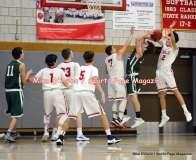CIAC Boys Basketball; Focused on Wolcott JV vs. New Milford JV - Photo # (64)