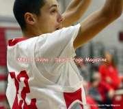 CIAC Boys Basketball; Focused on Wolcott JV vs. New Milford JV - Photo # (85)