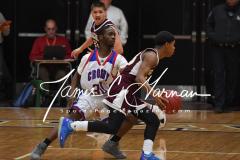 CIAC Boys JV Basketball - Crosby 64 vs Sacred Heart 63 - Photo (13)