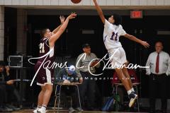 CIAC Boys JV Basketball - Crosby 64 vs Sacred Heart 63 - Photo (14)