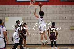 CIAC Boys JV Basketball - Crosby 64 vs Sacred Heart 63 - Photo (19)