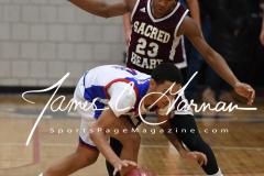 CIAC Boys JV Basketball - Crosby 64 vs Sacred Heart 63 - Photo (21)