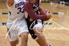 CIAC Boys JV Basketball - Crosby 64 vs Sacred Heart 63 - Photo (29)