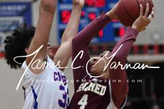 CIAC Boys JV Basketball - Crosby 64 vs Sacred Heart 63 - Photo (30)