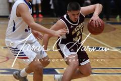 CIAC Boys JV Basketball - Crosby 64 vs Sacred Heart 63 - Photo (31)