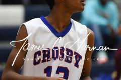 CIAC Boys JV Basketball - Crosby 64 vs Sacred Heart 63 - Photo (34)