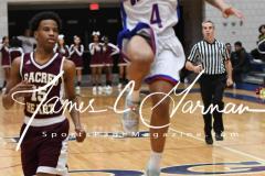 CIAC Boys JV Basketball - Crosby 64 vs Sacred Heart 63 - Photo (40)