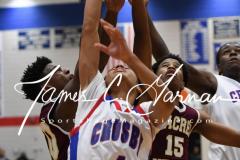 CIAC Boys JV Basketball - Crosby 64 vs Sacred Heart 63 - Photo (41)