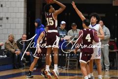 CIAC Boys JV Basketball - Crosby 64 vs Sacred Heart 63 - Photo (44)