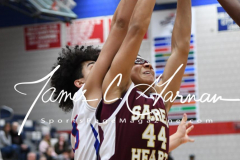 CIAC Boys JV Basketball - Crosby 64 vs Sacred Heart 63 - Photo (53)