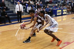CIAC Boys JV Basketball - Crosby 64 vs Sacred Heart 63 - Photo (57)