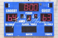 CIAC Boys JV Basketball - Crosby 64 vs Sacred Heart 63 - Photo (63)