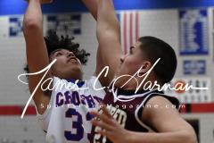 CIAC Boys JV Basketball - Crosby 64 vs Sacred Heart 63 - Photo (7)