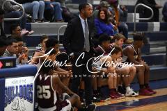 CIAC Boys JV Basketball - Crosby 64 vs Sacred Heart 63 - Photo (8)