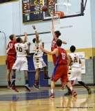 Boys Basketball Kennedy 51 vs. Berlin 60 (203)
